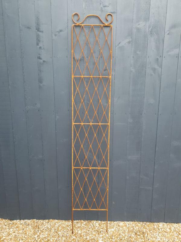 Tall Metal Trellis